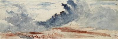 Etude de nuages