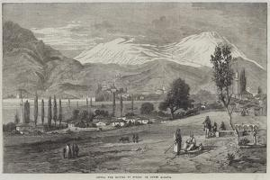 Janina, the Capital of Epirus, or Lower Albania by Richard Principal Leitch