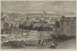 Showyards of the Royal Agricultural Society of England at Plymouth by Richard Principal Leitch