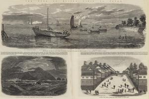 The Earl of Elgin's Visit to Japan by Richard Principal Leitch