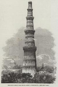 The Kotub Minar, Near Delhi by Richard Principal Leitch