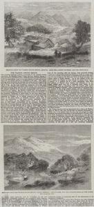 The Washoe Mining Region by Richard Principal Leitch