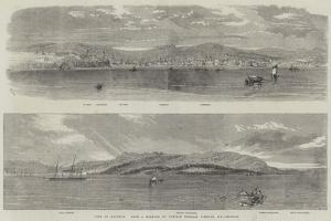 View of Havanna by Richard Principal Leitch