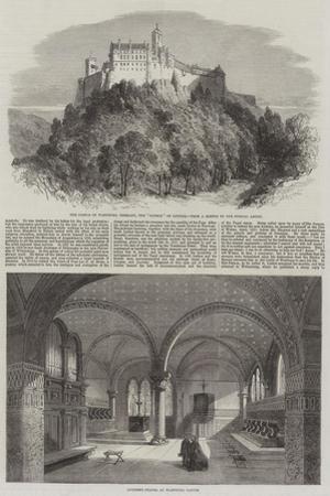 Wartburg Castle by Richard Principal Leitch