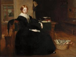 The Poor Teacher, 1845 by Richard Redgrave