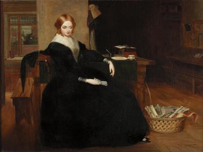 The Poor Teacher, 1845