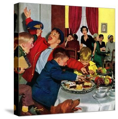"""Crashing Mom's Card Party"", December 20, 1952"