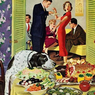 """Doggy Buffet"", January 5, 1957"