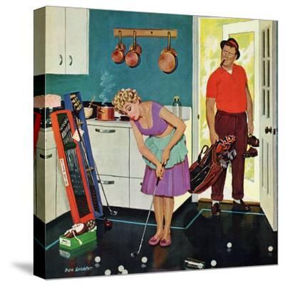 """Putting Around in the Kitchen,"" September 3, 1960"