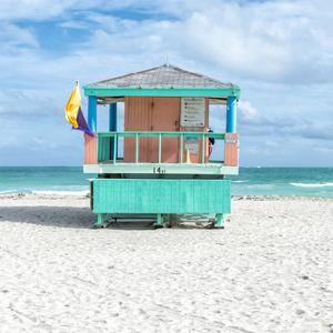 Miami Beach VI by Richard Silver