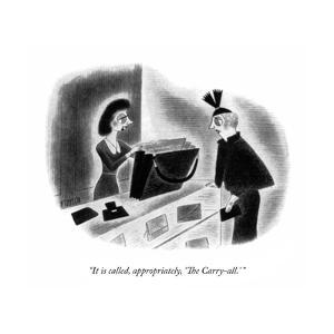 New Yorker Cartoon by Richard Taylor