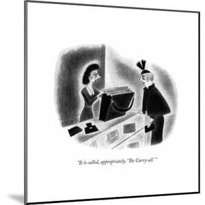 New Yorker Cartoon by Richard Taylor