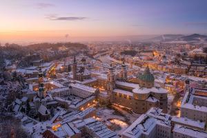 Salzburg by Richard Vandewalle