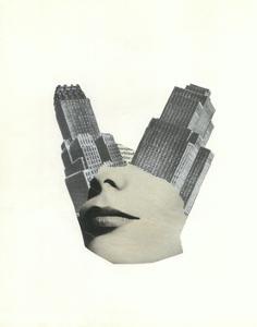 Blank City by Richard Vergez