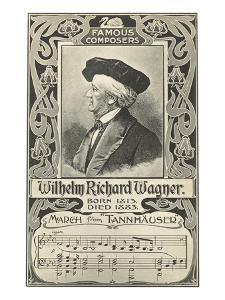 Richard Wagner and March from Tannhauser