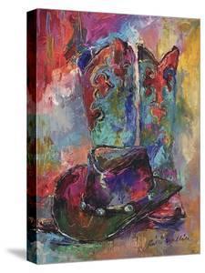 Art Boots by Richard Wallich