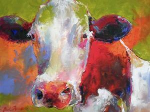 Art Cow by Richard Wallich