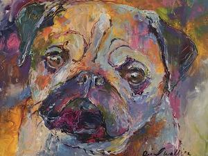 Art Pug by Richard Wallich