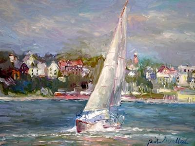 artsail by Richard Wallich