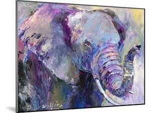 Blue Elephant by Richard Wallich
