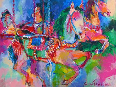 Carousel1 by Richard Wallich