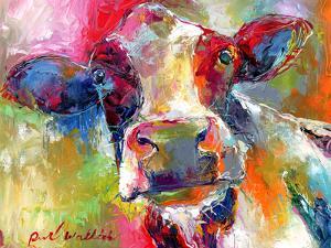 Cow 1 by Richard Wallich
