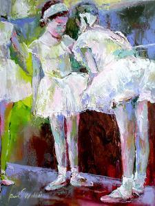 Dancers by Richard Wallich
