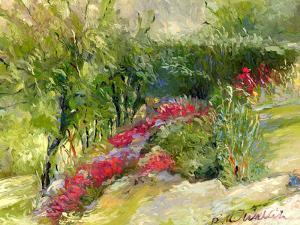 Flower Garden by Richard Wallich