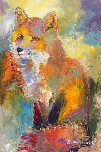 Fox by Richard Wallich