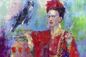 Frida Bird 1 by Richard Wallich