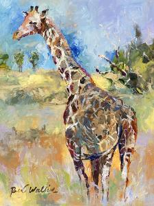 Giraffe by Richard Wallich