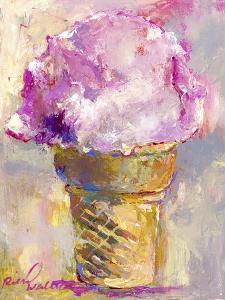 Ice Cream Cone by Richard Wallich
