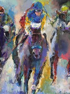 Jockeys by Richard Wallich