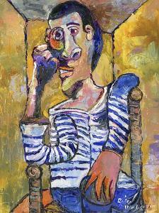 Picasso by Richard Wallich