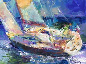 Sailboat by Richard Wallich