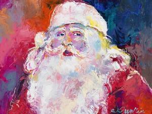 Santa by Richard Wallich