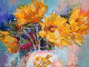 Sunflowers by Richard Wallich