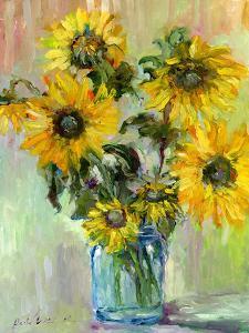 Sunflowerss by Richard Wallich