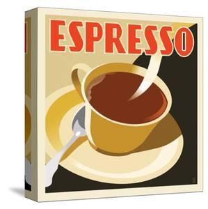 Deco Espresso I by Richard Weiss
