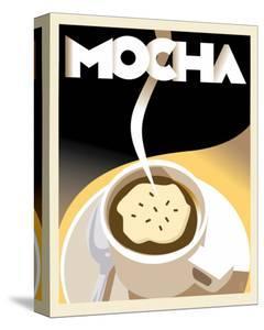 Deco Mocha I by Richard Weiss