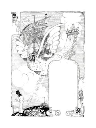 Now Mind, Mr Wind - Child Life by Richard Williams Calkins