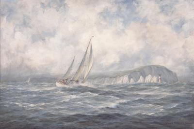 Off the Needles, Isle of Wight, 1997