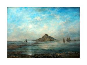 Saint Micheals Mount by Richard Willis