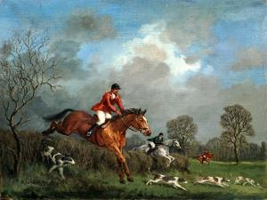 The Hunt by Richard Willis
