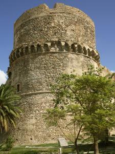 Castle, Reggio Calabria, Calabria, Italy, Europe by Richardson Rolf
