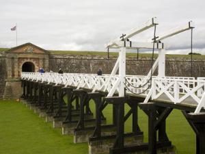 Fort George, Near Inverness, Scotland, United Kingdom, Europe by Richardson Rolf
