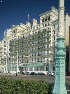 Grand Hotel, Brighton, Sussex, England, United Kingdom, Europe by Richardson Rolf