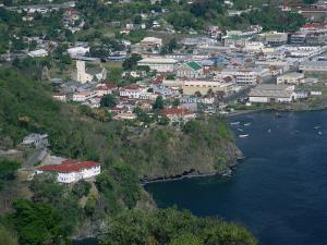 Kingstown, St. Vincent, Windward Islands, West Indies, Caribbean, Central America by Richardson Rolf