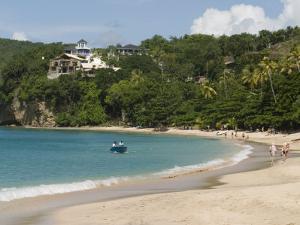 Princess Margaret Beach, Bequia, St. Vincent Grenadines, West Indies, Caribbean, Central America by Richardson Rolf