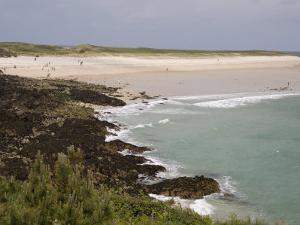 Shell Beach, Herm, Channel Islands, United Kingdom, Europe by Richardson Rolf